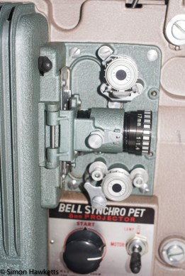 Bell and Koon Synchro Pet film transport