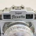 Super Paxette II - Rangefinder and viewfinder windows