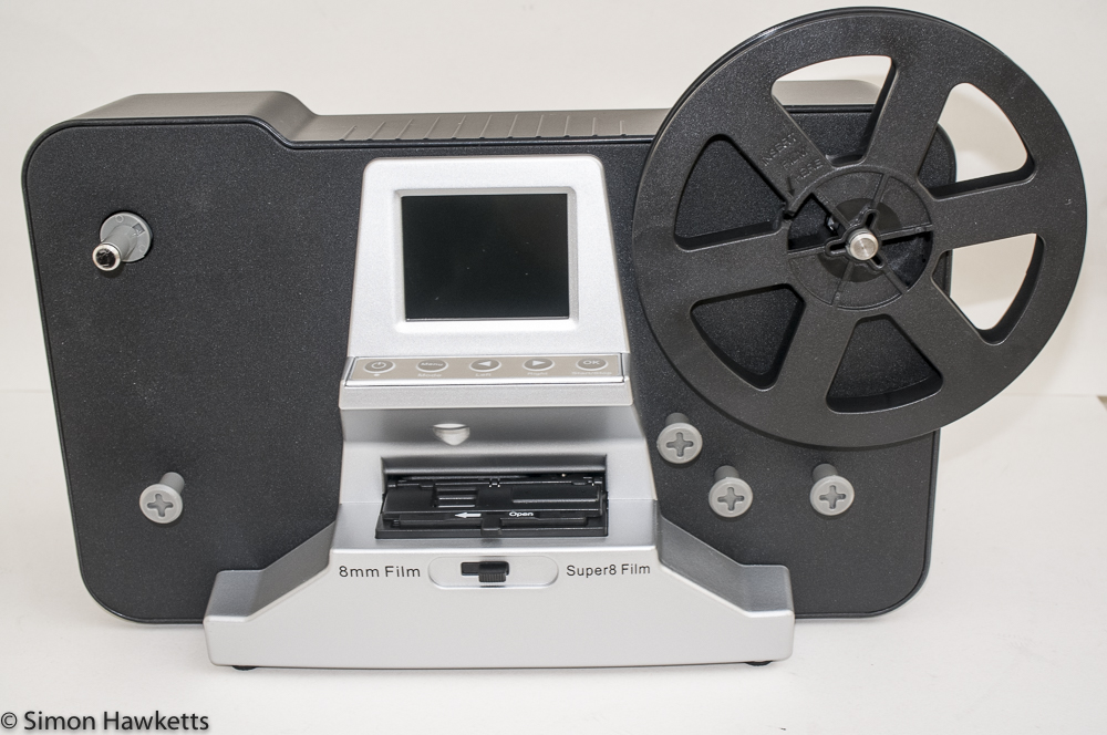 A warning to any future Winait film scanner customer
