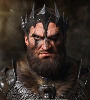 BEAR KING by Anders Ehrenborg