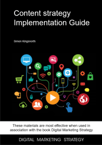 Digital Marketing Implementation Guides by Simon Kingsnorth
