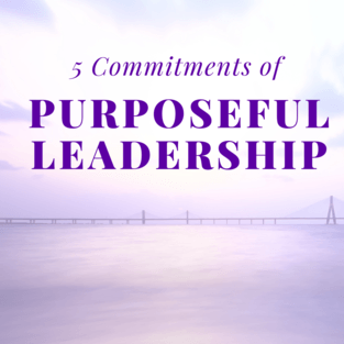 GILD 2018: Purposeful Leadership