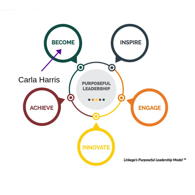 Purposeful Leadership Model- Carla Harris on Engage