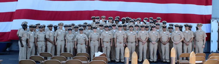 Lead Like a Chief: Lessons from the US Navy USS Boxer Chief's Pinning 9:14:2018