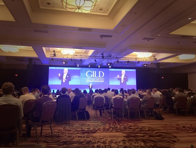 Richard Lieder on Power of Purpose at GILD 2018