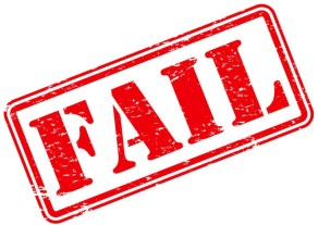 Facotrs in failing leadership training programs