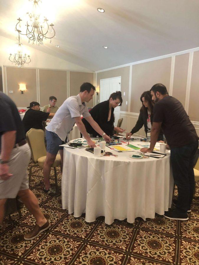 Team Building San Diego Kaiser Permanant
