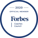2020 Forbes Coaches Council Member Logo Mitch Simon Simon Leadership Alliance Leadership Training Team Building Leadership Development San Diego, CA