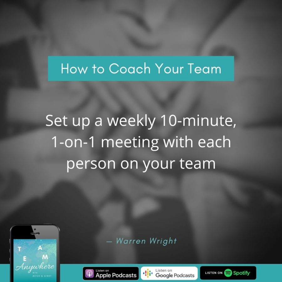 How to Coach Your Team step 1 coach your multi-generational team Teamwork Quotes Leadership Tips for 2021