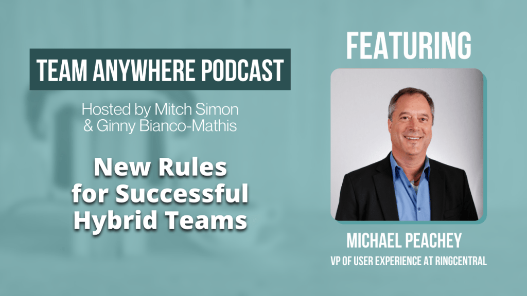 New Rules for Successful Hybrid Teams