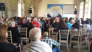 Borris House Festival Of Writing And Ideas – Simon Lewis