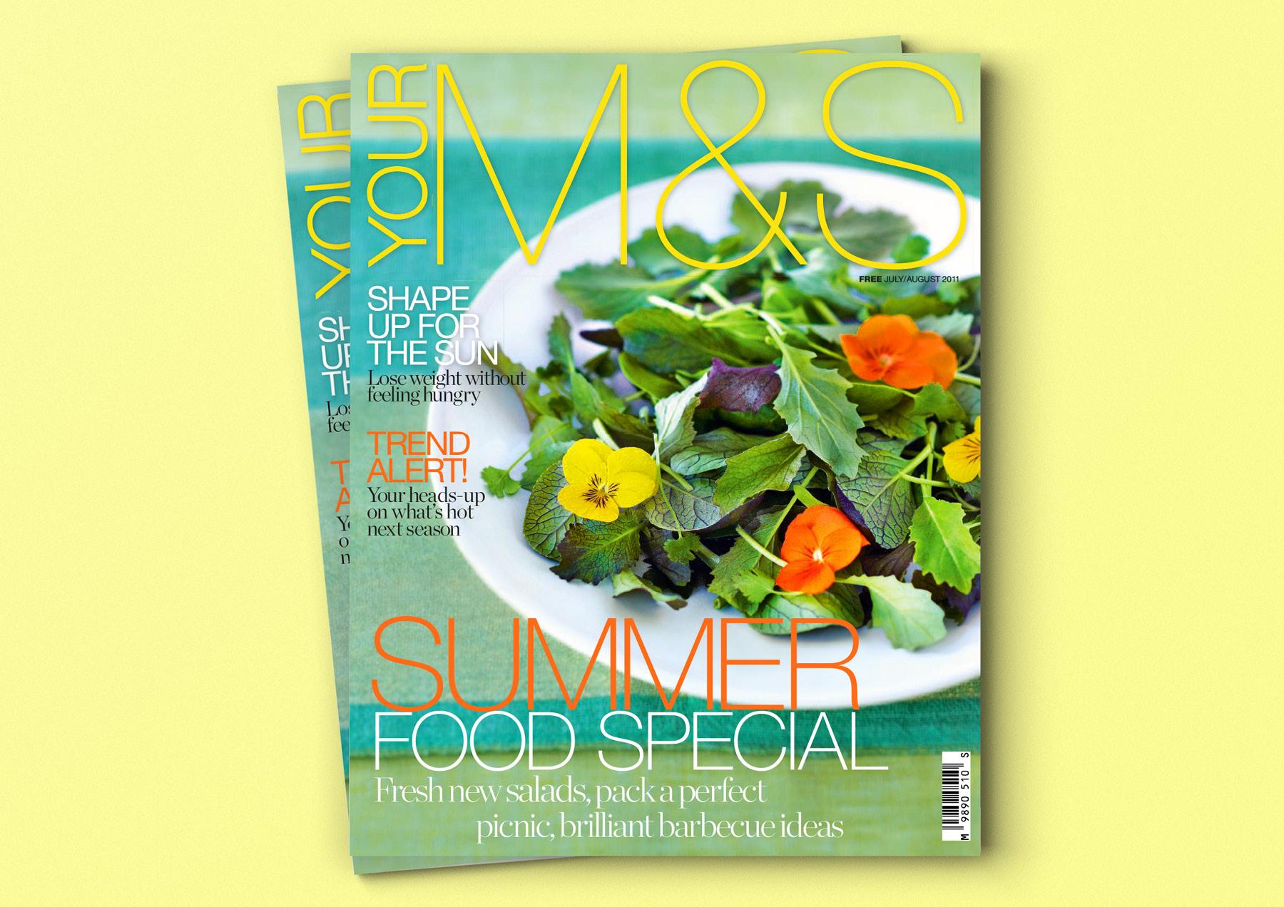 M&S Magazine