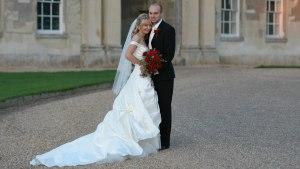Lisa and Matts wedding