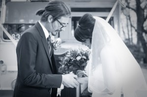 daniel and laura - wedding photographer leeds