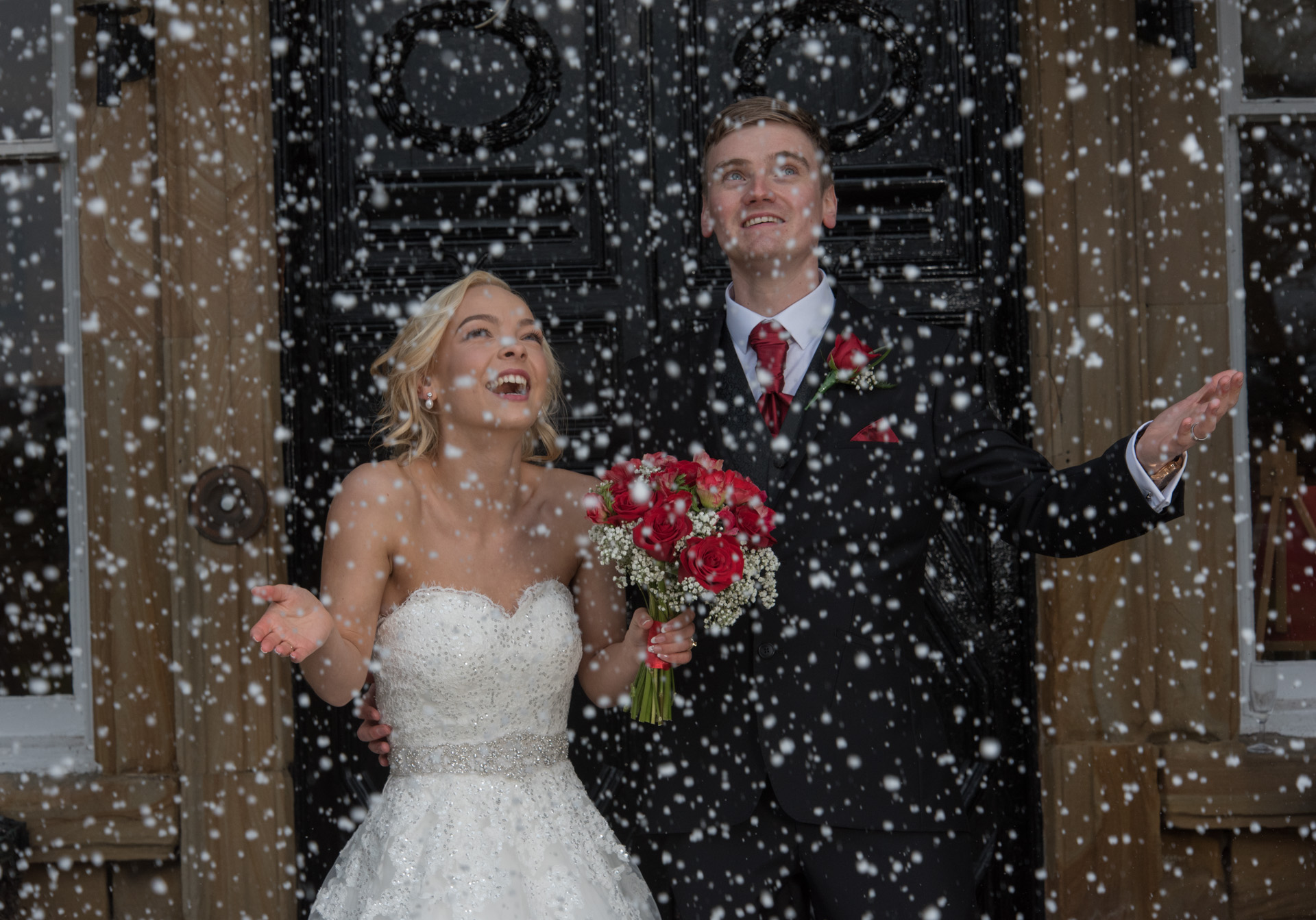 Special offer: Winter weddings for £499 1