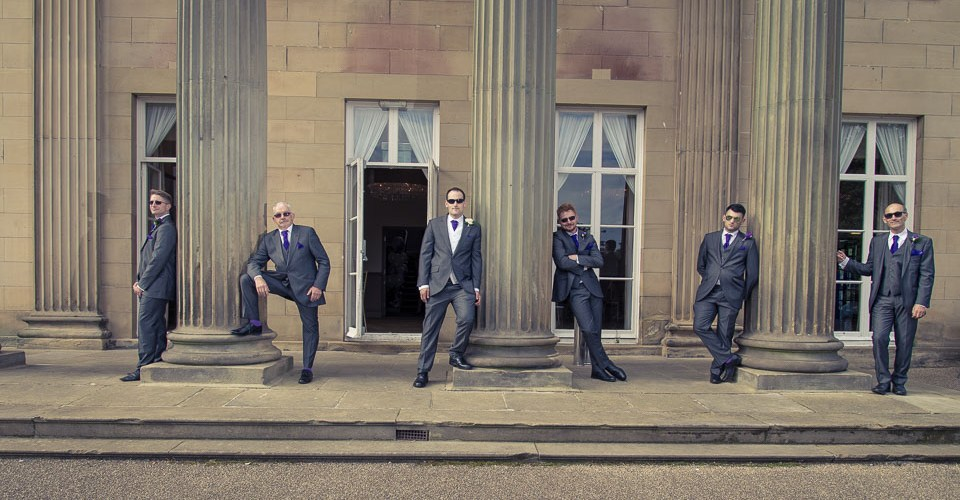 roundhay mansion groomsmen