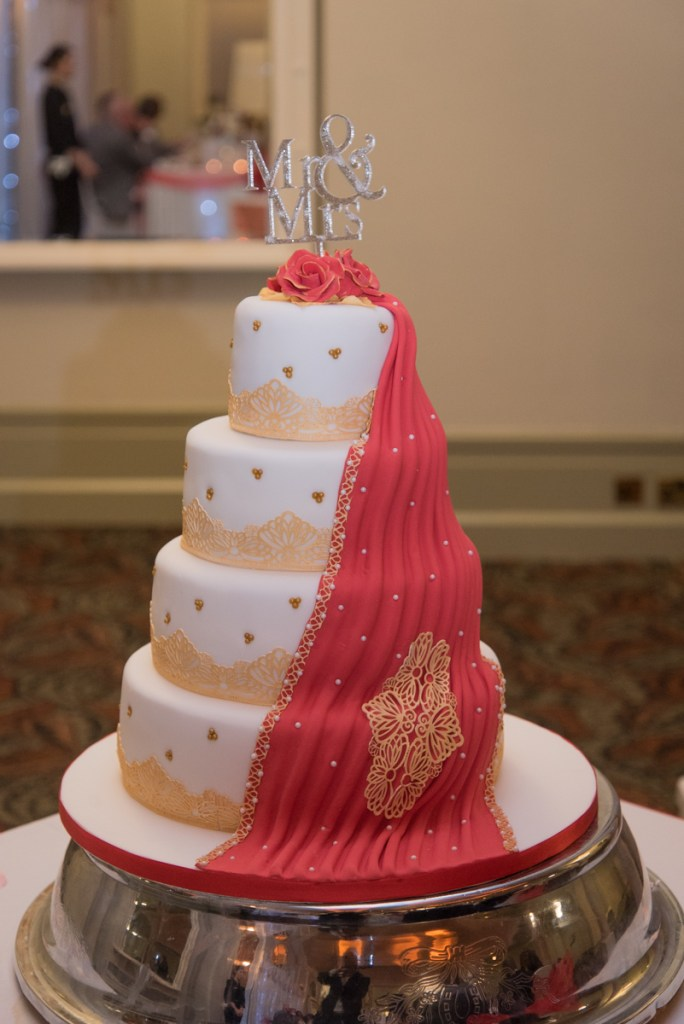 The Wedding Cake 6