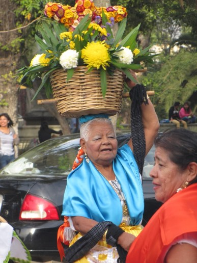 Colours On The Streets of Oaxaca 3
