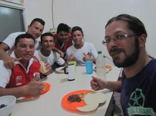 Dinner With Cruz Roja