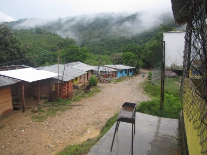 Rainy Day In Colombia