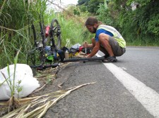 Dealing With A Puncture