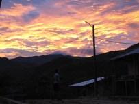 Last Evening In Ecuador