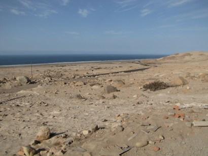 Sand, Road & Ocean