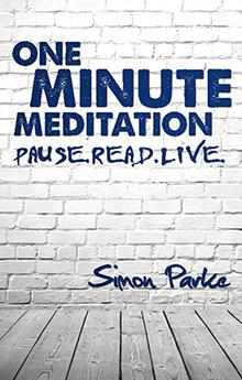 One Minute Meditation - Simon Parke