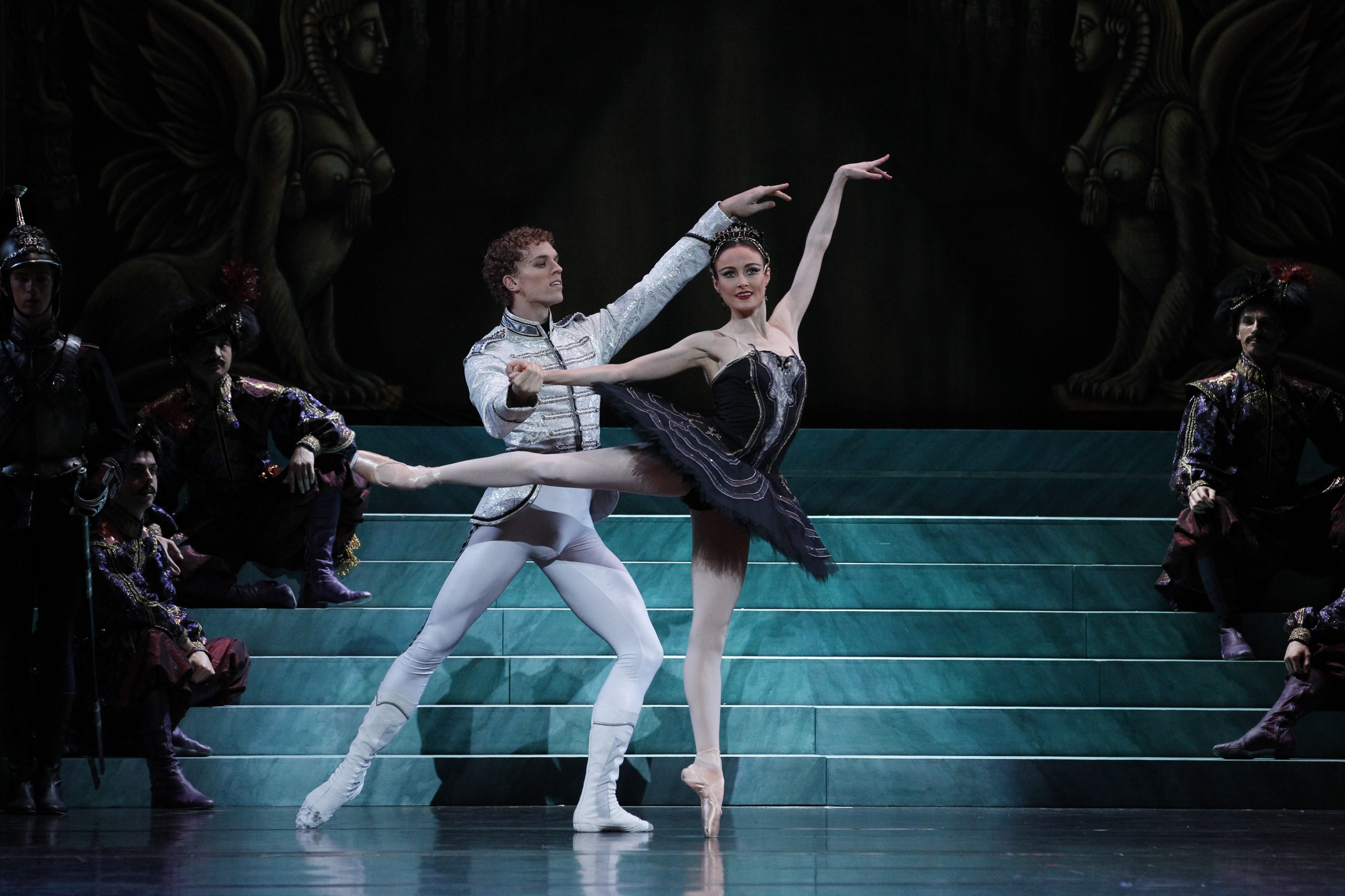The Australian Ballet Swan Lake review  Simon Parris