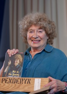 Shirley Collins Penderyn Prize