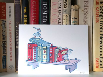bookish-elves_on-shelf