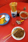Ngau Kee Beef Ball Noodle stall, KL