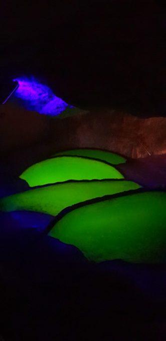 Caves Fancy Lights