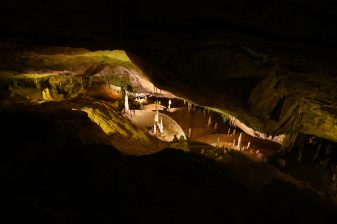 Caves, normal light
