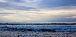Pretty waves