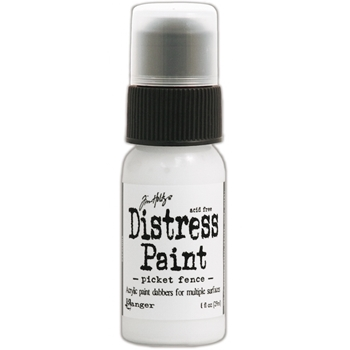 Tim Holtz Distress Paint PICKET FENCE Ranger TDD36425