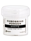 Ranger Super Fine White Embossing Powder