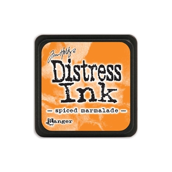 Tim Holtz Distress Mini Ink Pad SPICED MARMALADE Ranger TDP40187