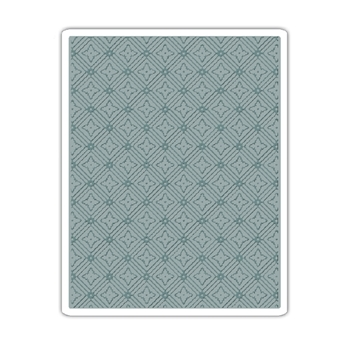 Tim Holtz Sizzix DIAMONDS Texture Fades Embossing Folder 660243
