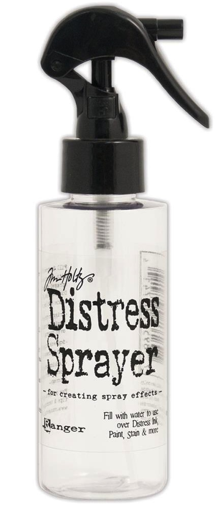 Tim Holtz DISTRESS SPRAYER Ranger 4 Ounces TDA47414