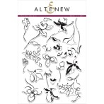 Altenew GOLDEN GARDEN Clear Stamp Set AN187