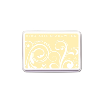 Hero Arts SHADOW INK Pad SOFT YELLOW AF169