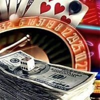 The picture is the cover of the book Comp City, written by professional gambler Max Rubin. This is a book about comp hustling in a casino. The picture also acts as a link, by clicking on it you will be taken to a webpage where you can read sample pages, and where you can buy this book about comp hustling techniques, strategy.