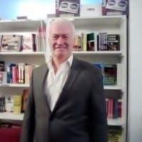 This is a picture of Peter Liston in a bookstore. His book Million Dollar Slots is a good read for anyone considering becoming a professional gambler. You can read about him, his methods, his book to the right.