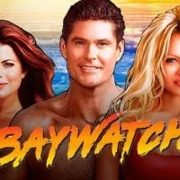 This is the logo of the 2017 IGT slot Baywatch.