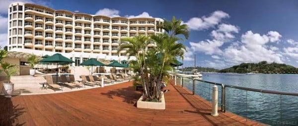 Grand Hotel & Casino - the biggest casino in Vanuatu