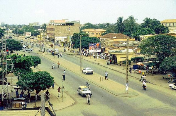 The capitol of Togo, Lomé is the city with most gambling venue in the country
