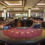 This is the picture of the inside of Casino Sopron, Hungary. You can read more about the casino to the right.