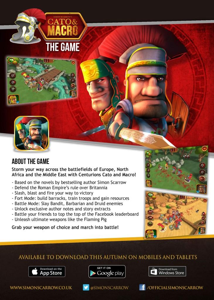 GAME FLYER v2