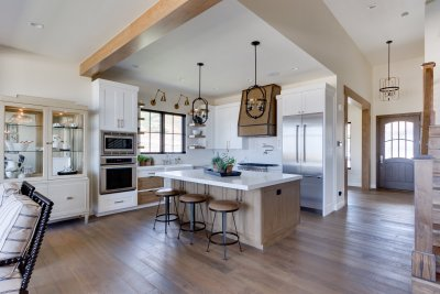 The Modern Farmhouse, by Simons Design Studio and Magleby Construction